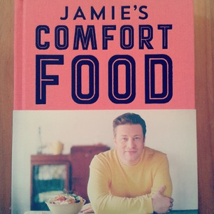 Jamie's Comfort Food | Book Review