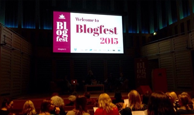 My First Blogging Conference | Blogfest15