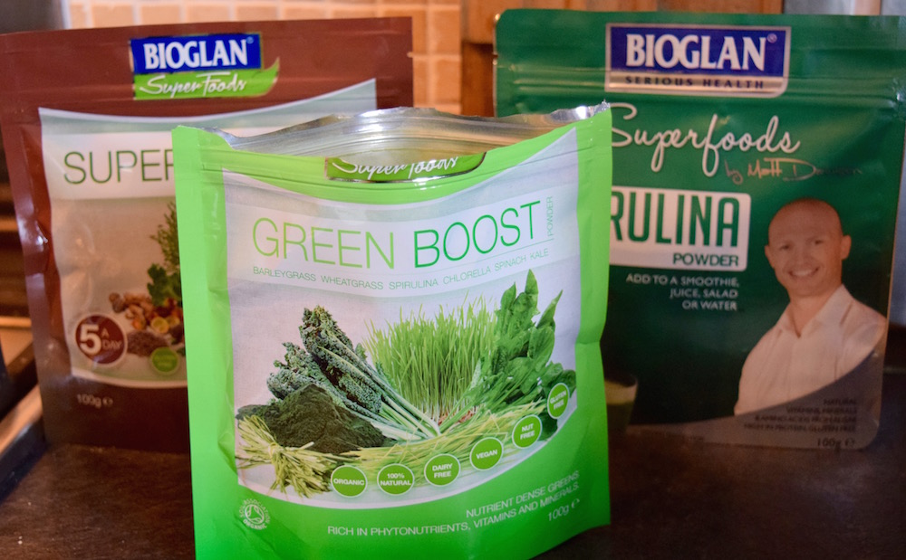 Getting a Boost with Bioglan Superfoods | Review