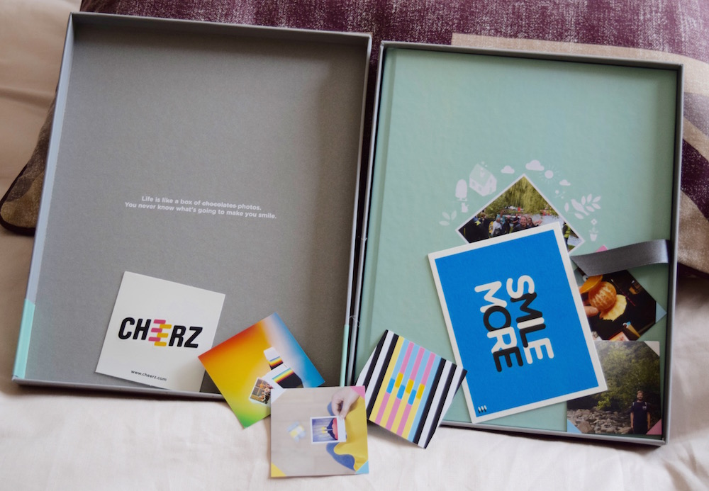 Photo Book from Cheerz | Review
