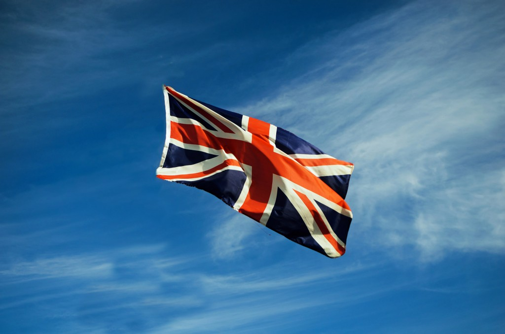 You Know You're British When…