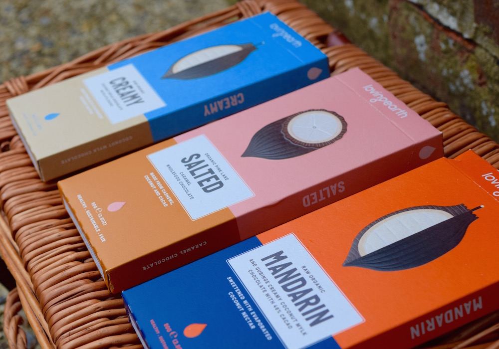 Sweet Treats When You're Not Eating Refined Sugar | Lovingearth Raw Chocolate Review