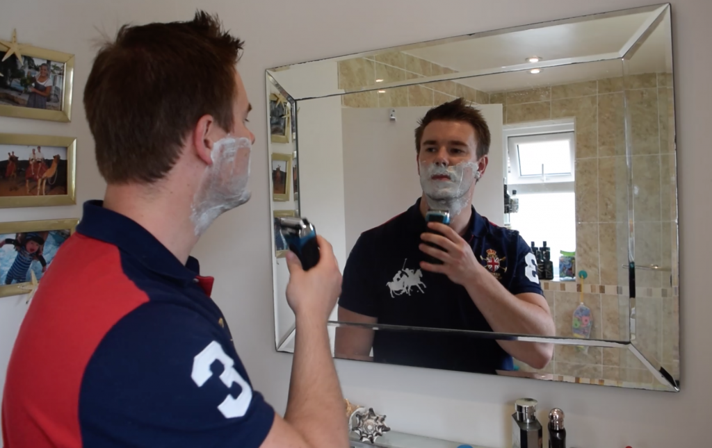 Reviewing the Braun Series 3 Razor with Mumsnet | #TeamSoft