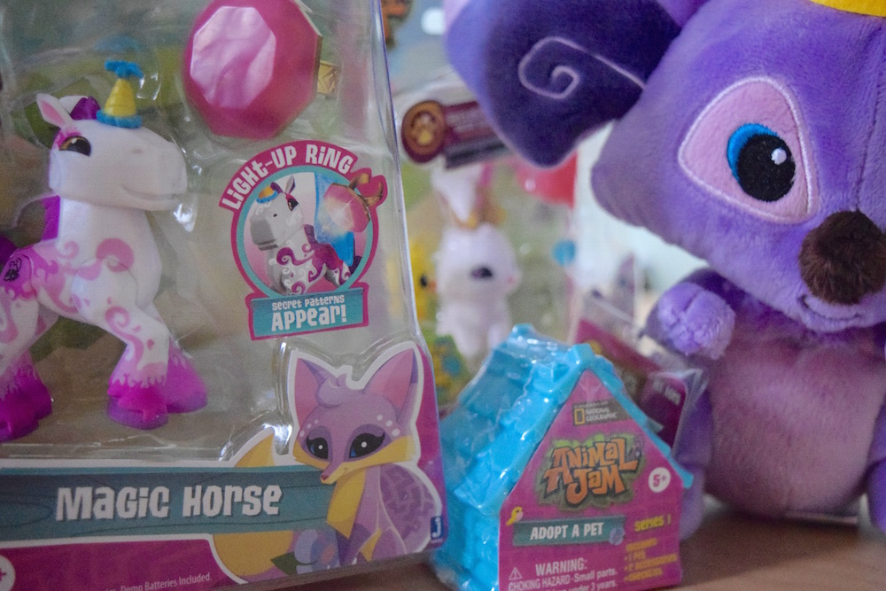 Animal Jam Toy Review