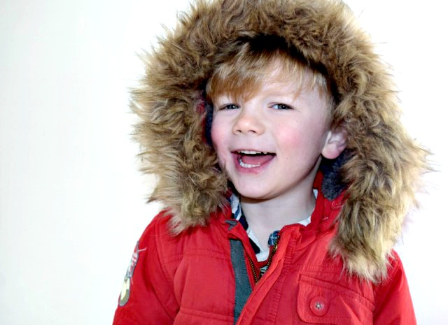 Essentials For Any Child's Wardrobe in Winter