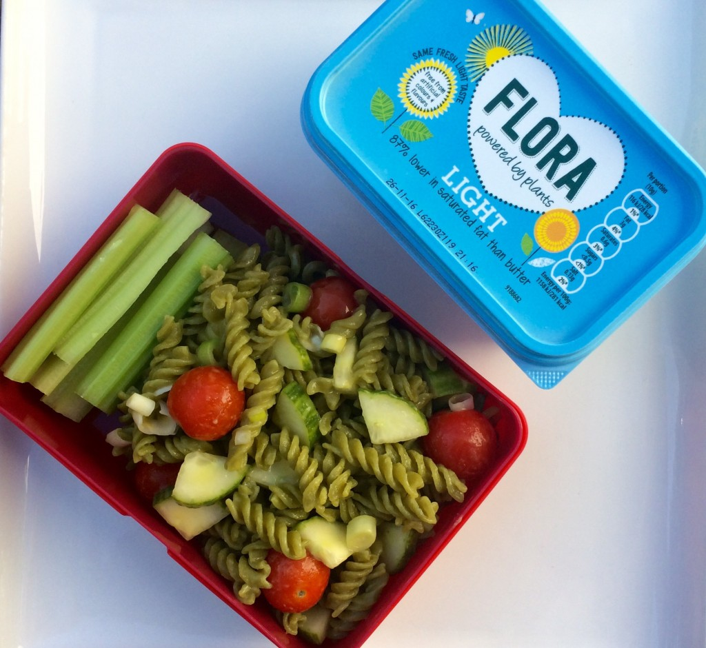 Packing More Veggies in Your Child's Lunchbox with Flora Lunchbox Planner