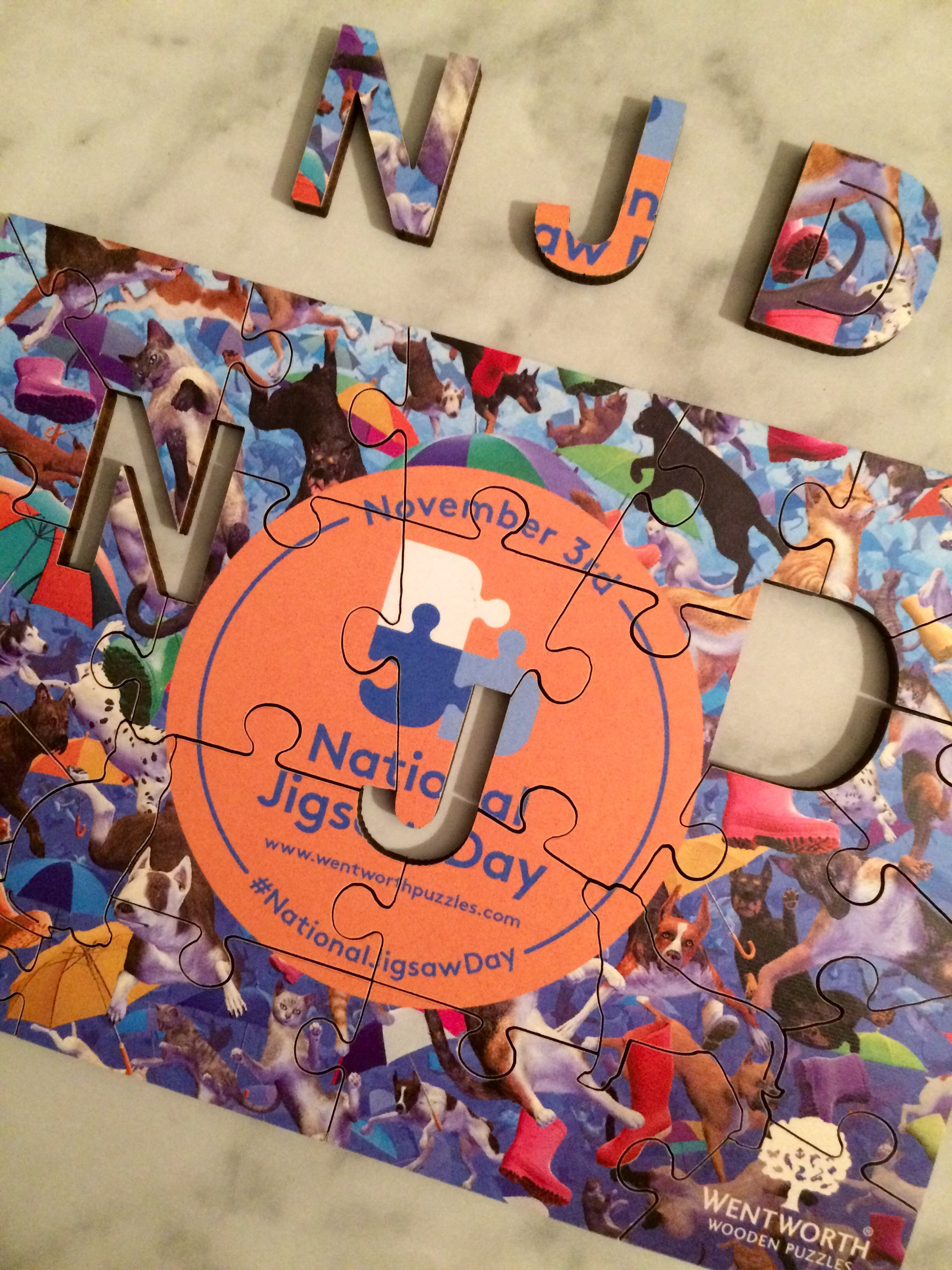 celebrate national jigsaw day by winning a puzzle from wentworth