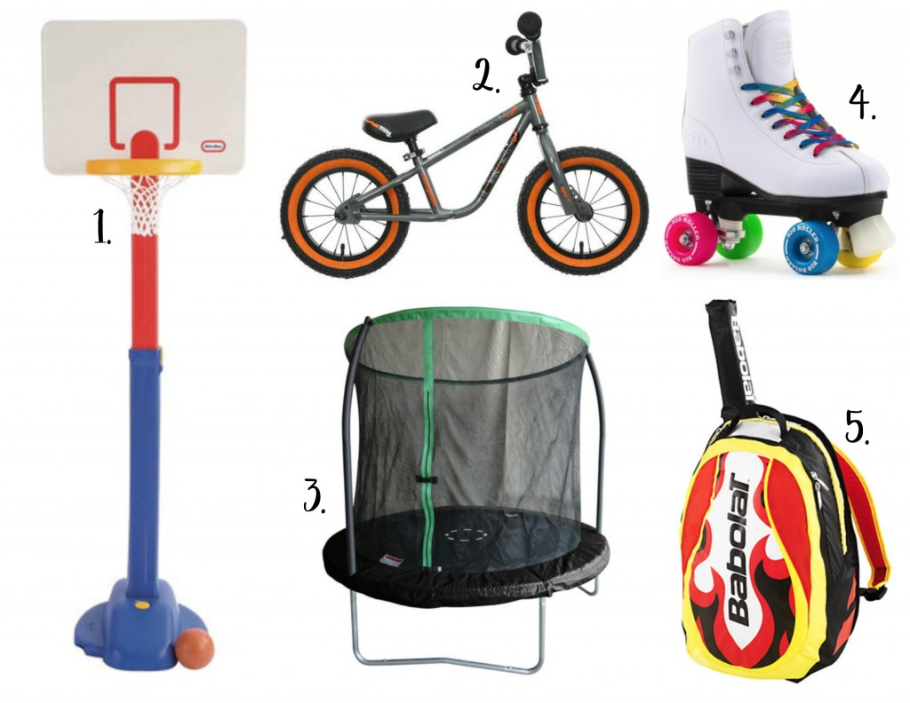 Christmas Gift Ideas For Active Kids