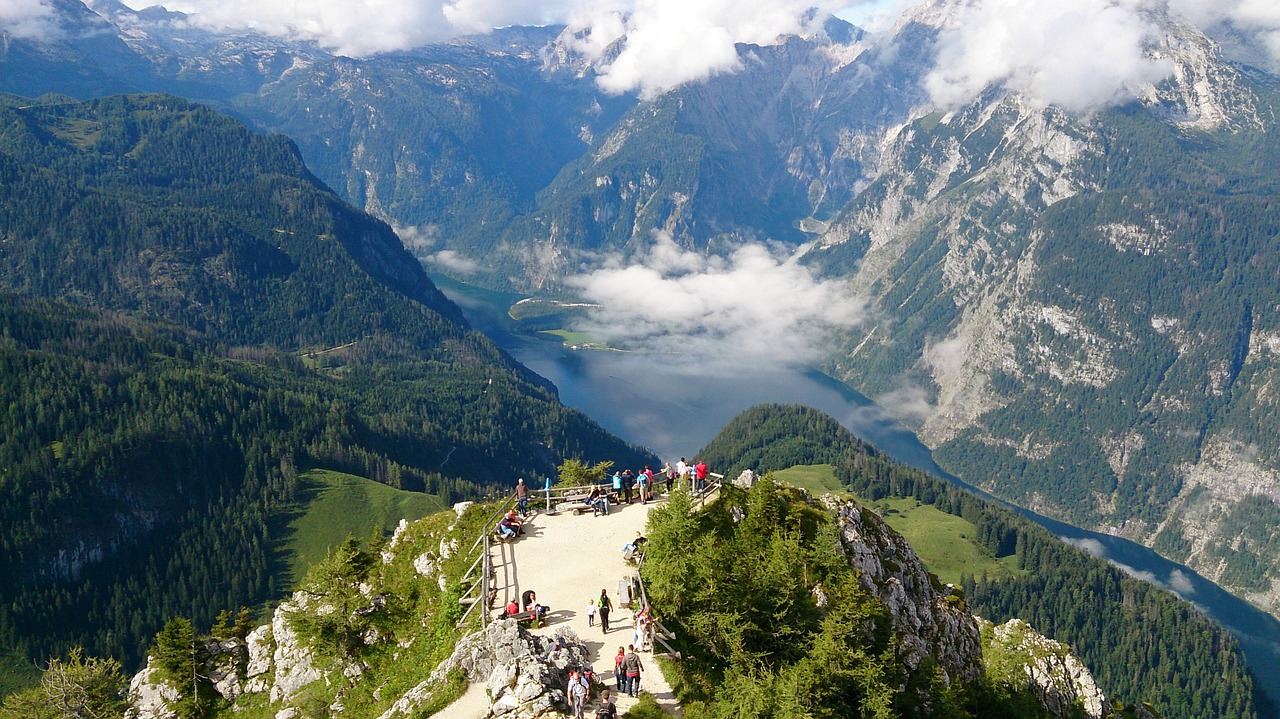 Beautiful Berchtesgadener in Germany: Five Things To See & Do