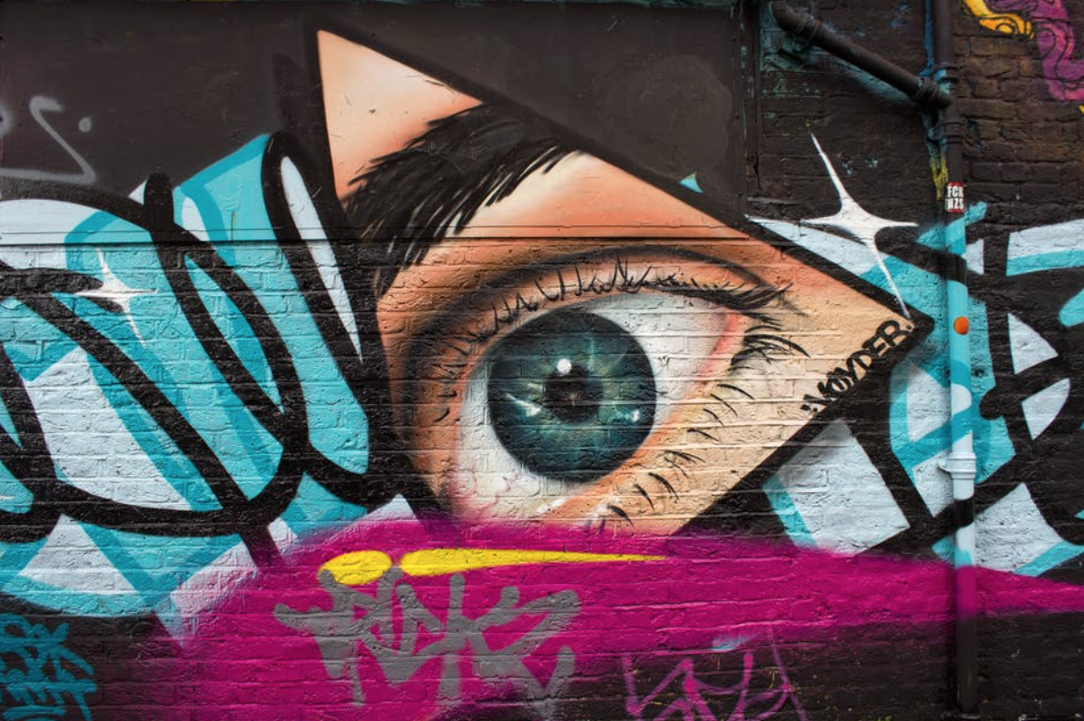 London: The Best Places For Street Art