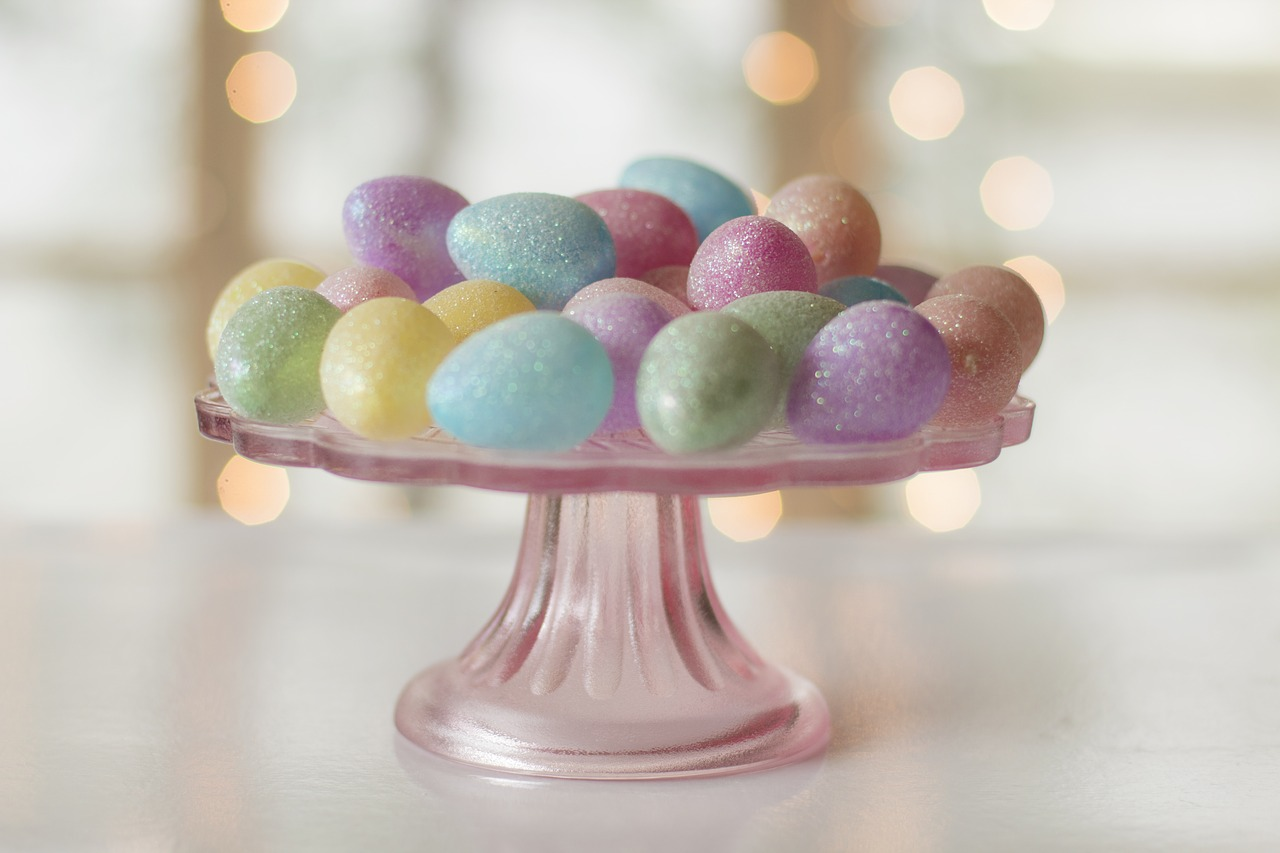 Easter Themed Table Setting Inspiration