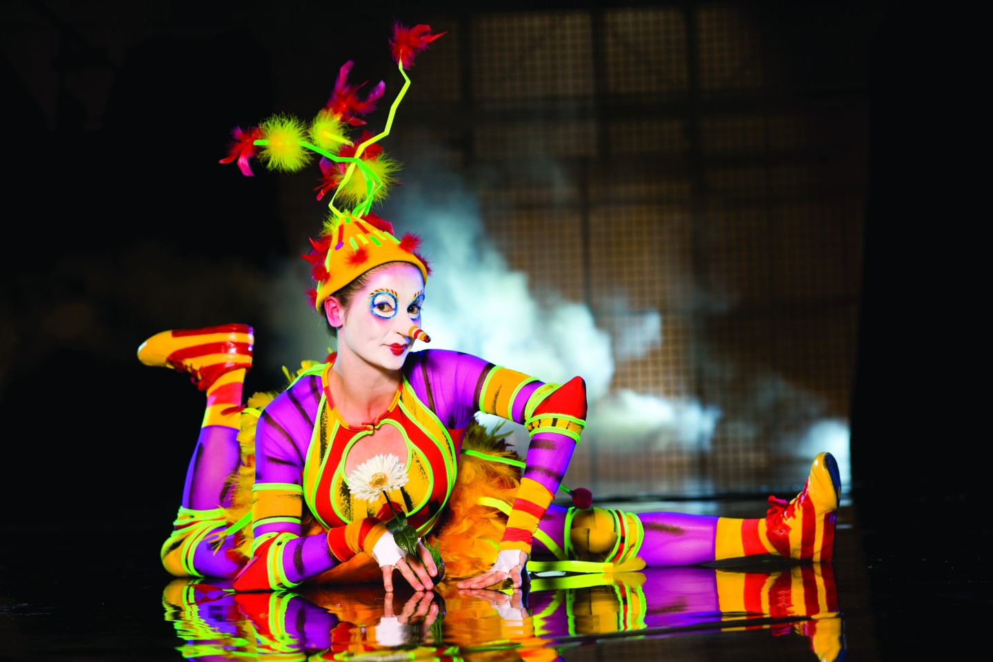 La Nouba Cirque de Soleil Orlando Review | Guest Post By Mr. U