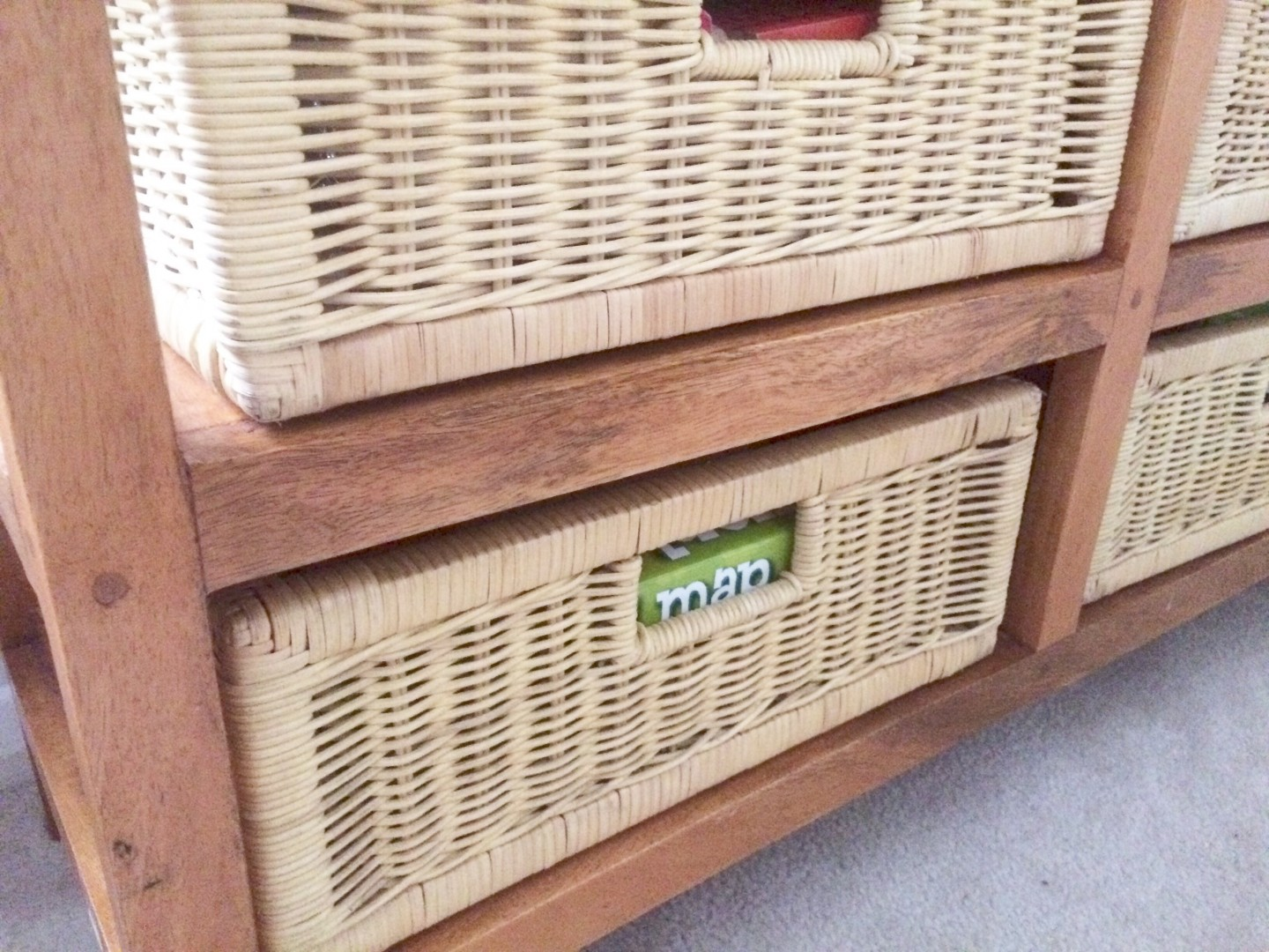 Updating Max's Bedroom with Rattan Direct Storage