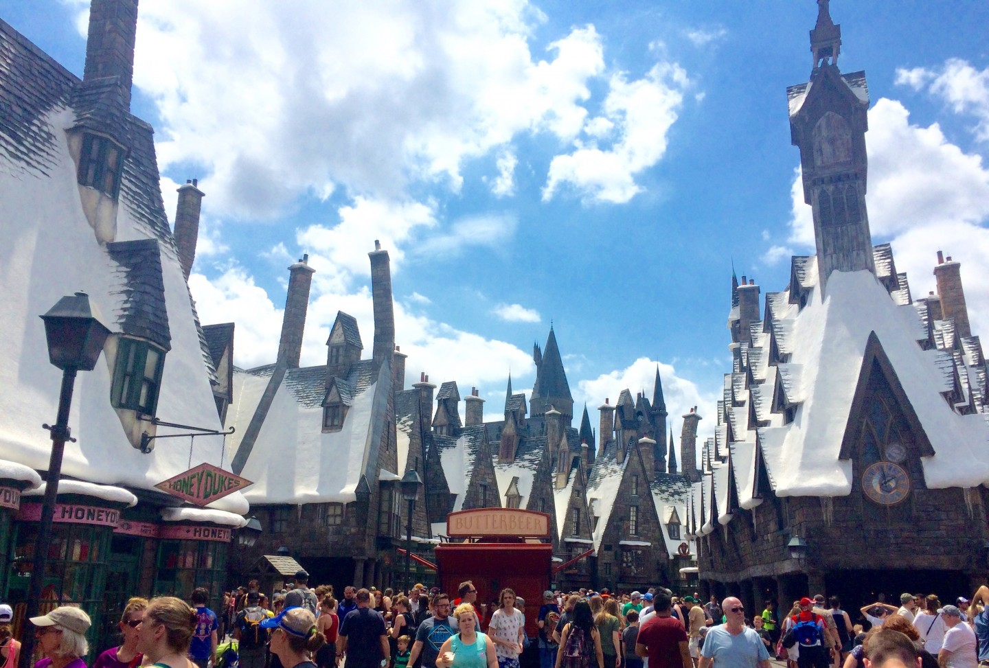 Universal Orlando: Wizarding World of Harry Potter & Diagon Alley