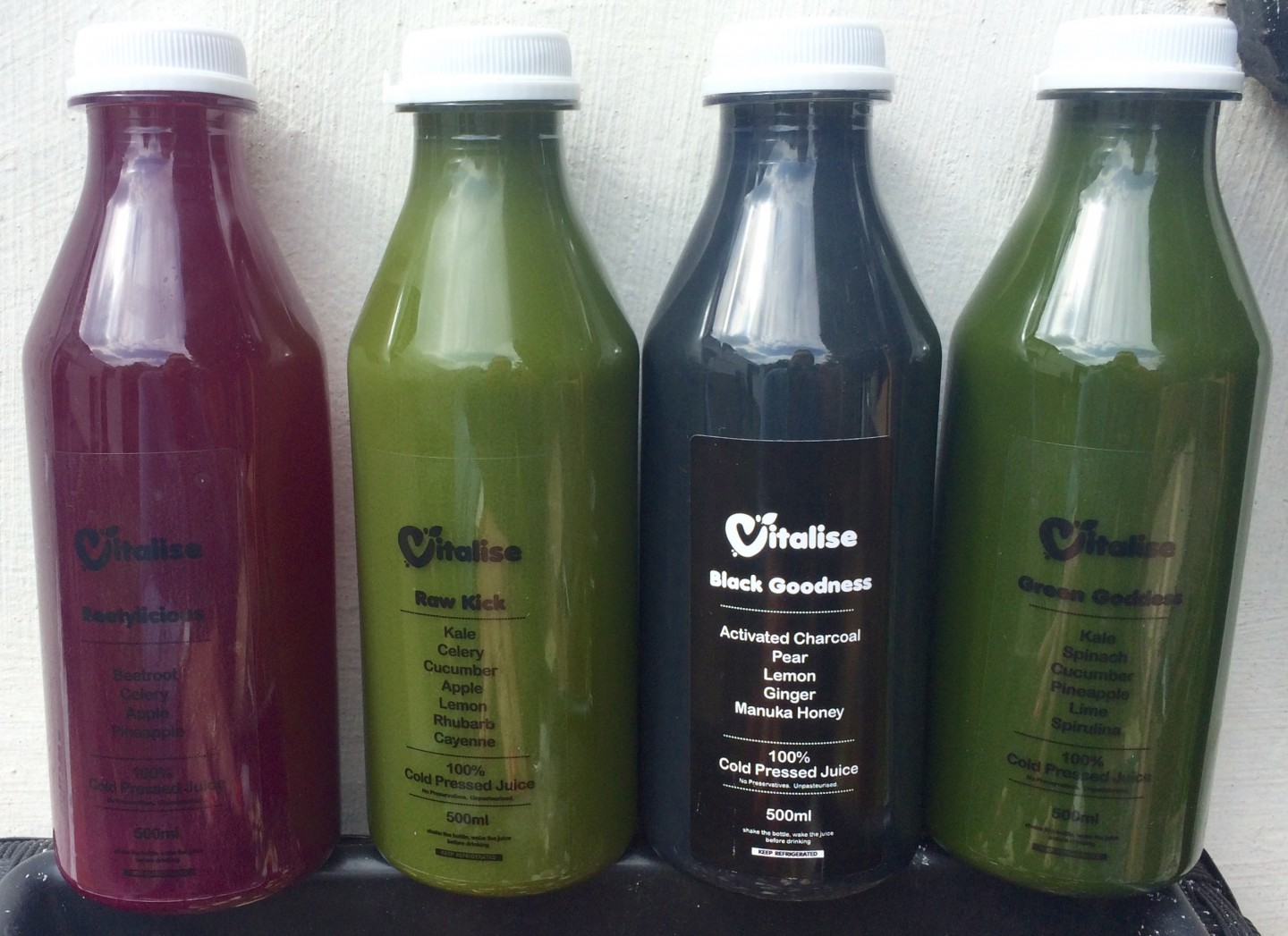 Health: Vitalise Cleanse Juicing Review