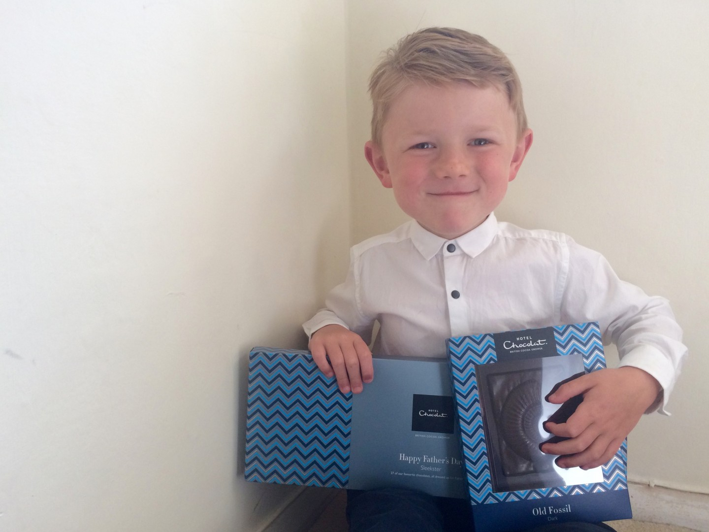 Sweet Father's Day Gift Ideas & Hotel Chocolat Giveaway