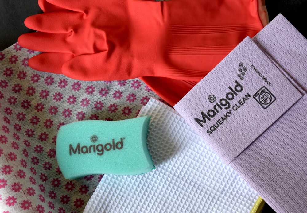 Cleaning with Marigold | Household Tips & Tricks