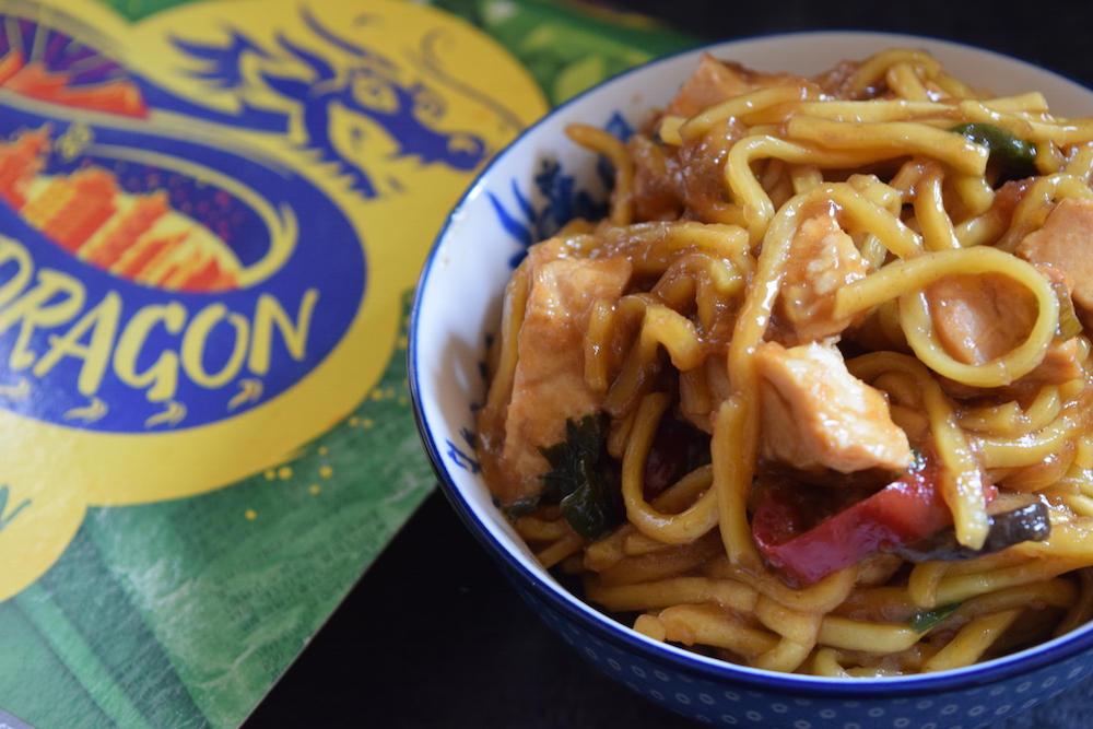 Blue Dragon Meals | Review & Giveaway