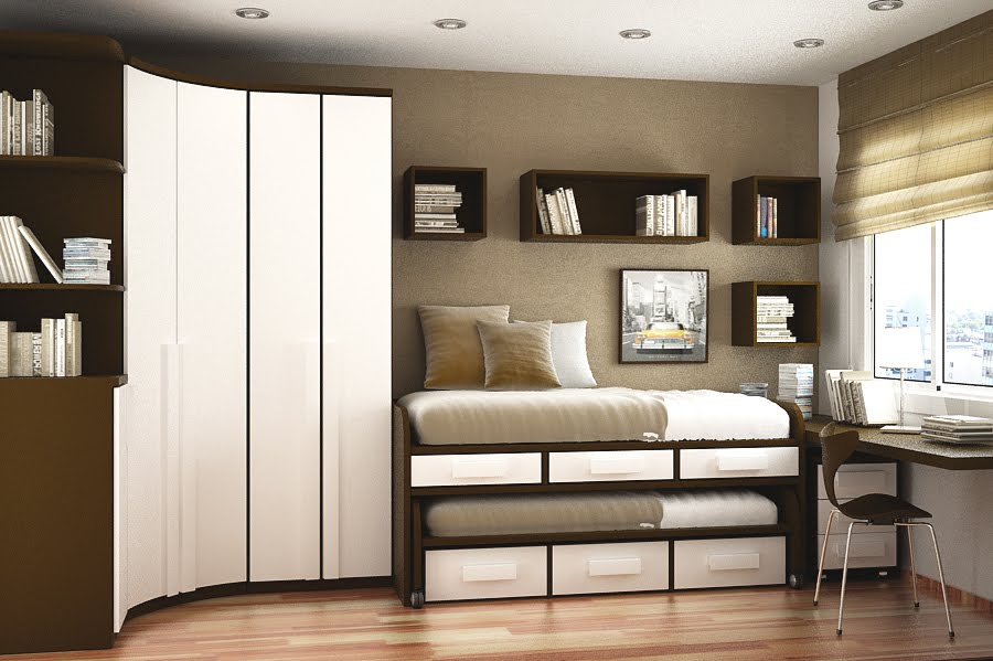 Top 5 Practical Space Saving Interior Design Ideas