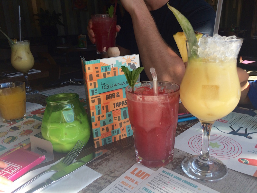 Las Iguanas Kingston | Review