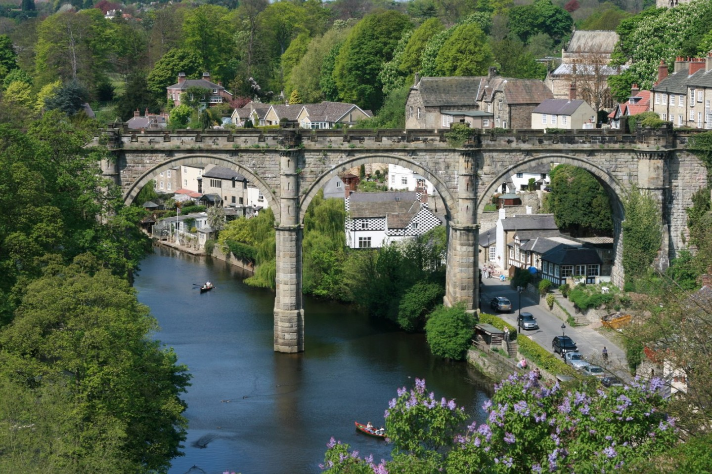 things to do in Knaresborough