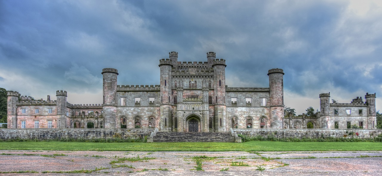 lowther-castle-uk-2635486_1280
