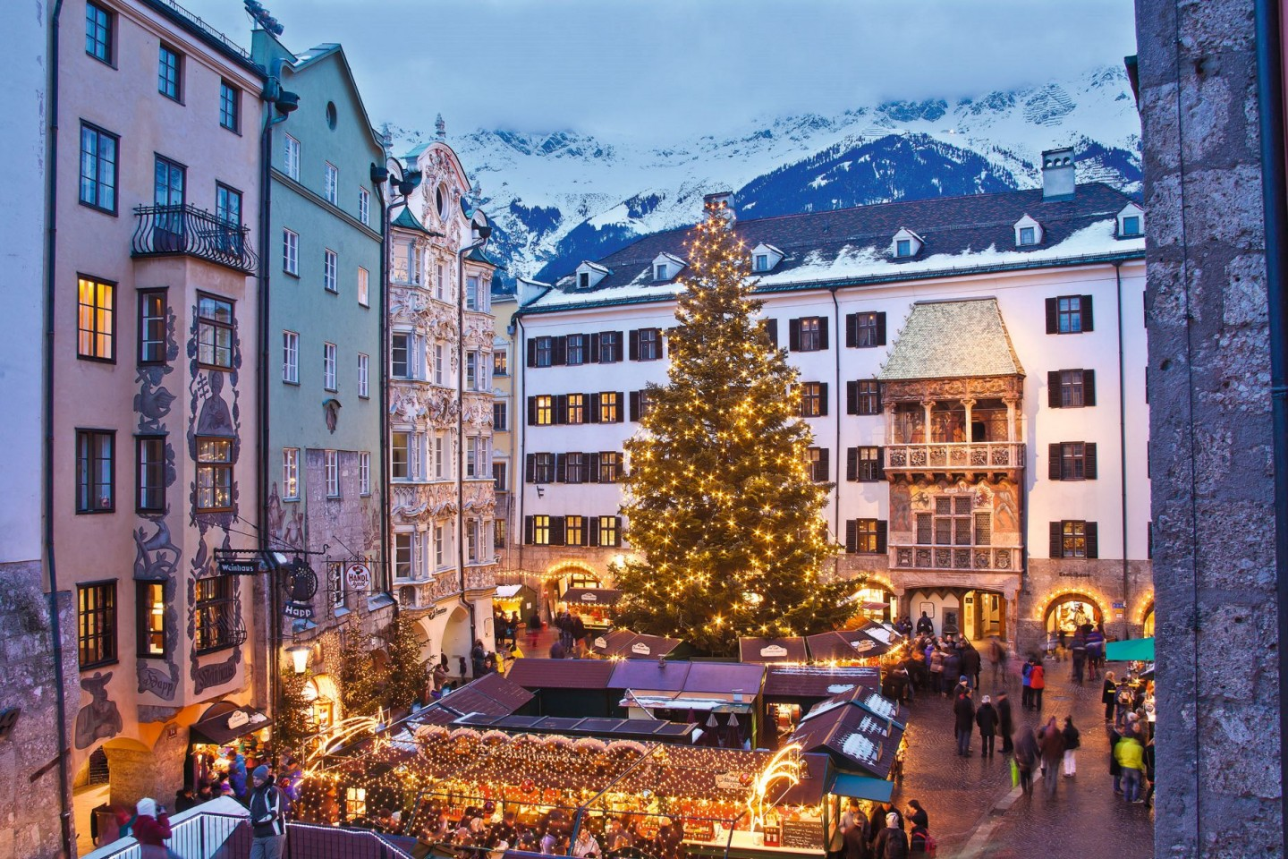 Six of the Best Christmas Markets in Innsbruck, Austria