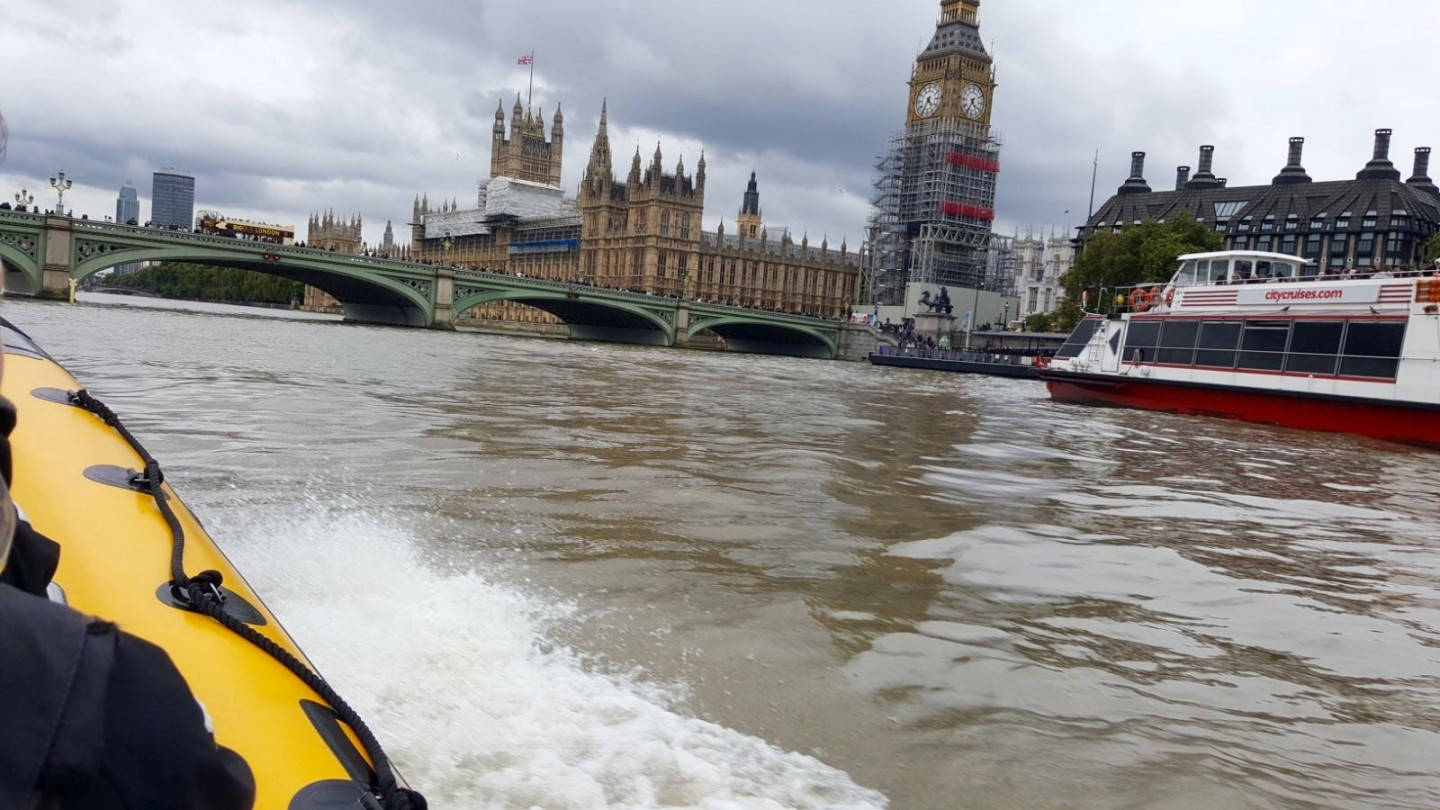 Thames Rib Boating Experience with The Activity People | Review