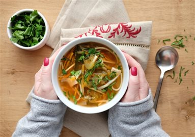 Get Well Soup | Veganuary Recipe