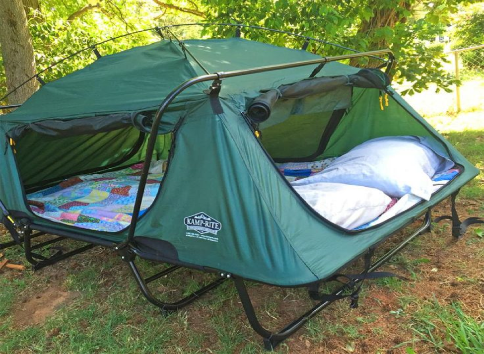 Pros and Cons of Having a Mattress During Family Camping