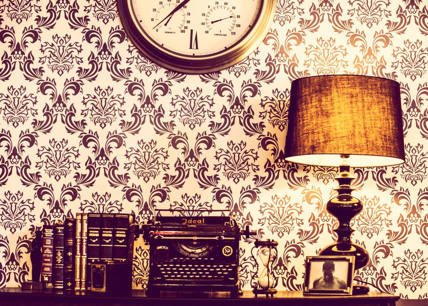 Nine Reasons Why You Should Love Wallpaper