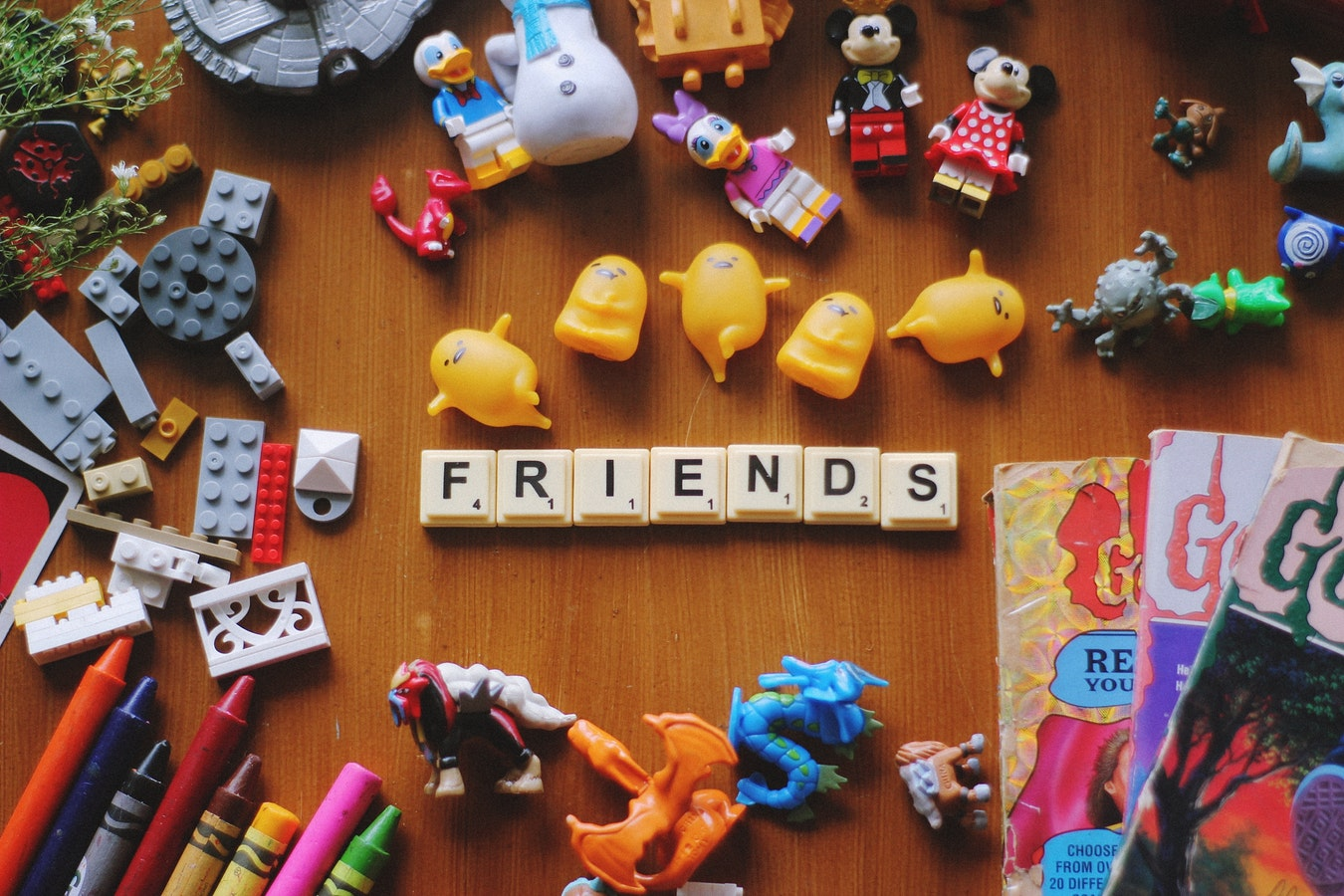 Conquering Toy Clutter Once And For All