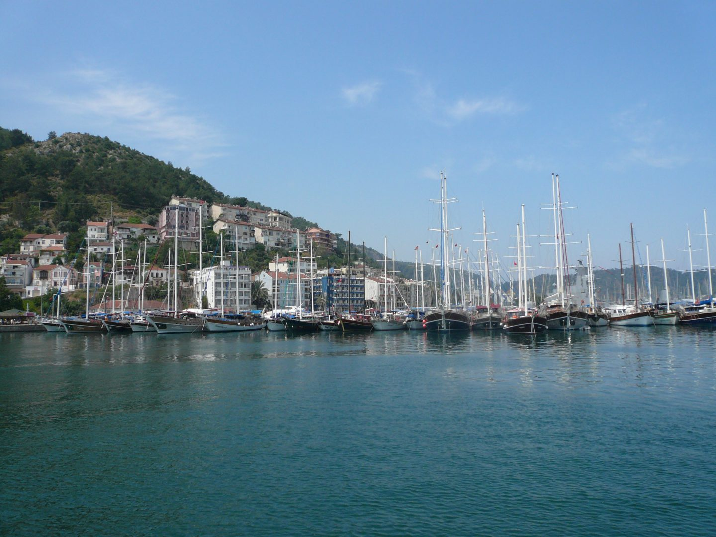 From Harbour to History (in Turkey)