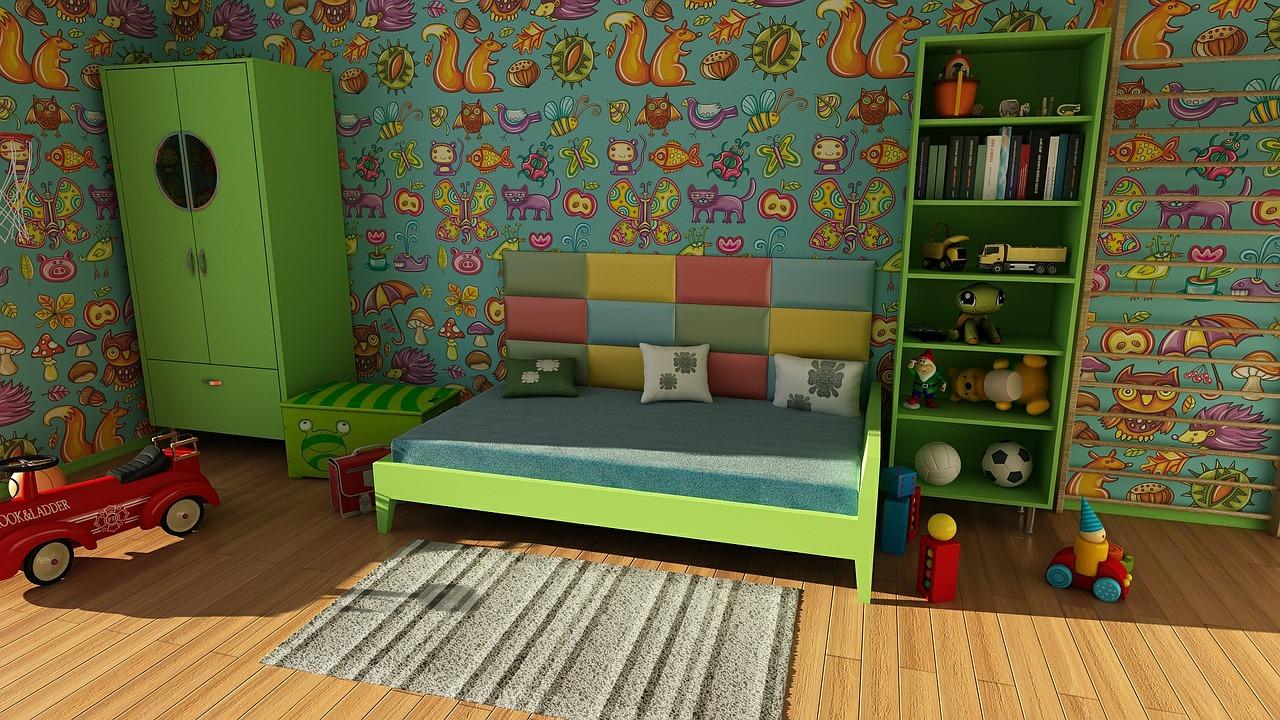 Decorating Children's Bedrooms: The Great Debate