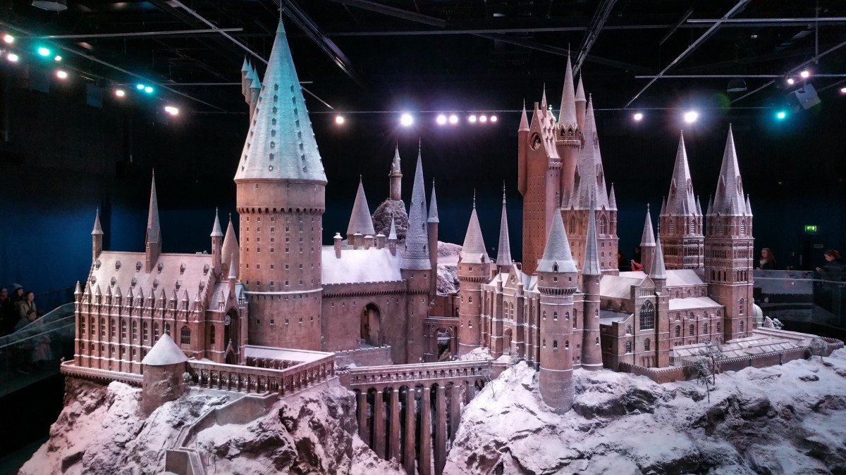 Harry Potter & the Goblet of Fire at the Warner Bros. Studio Tour