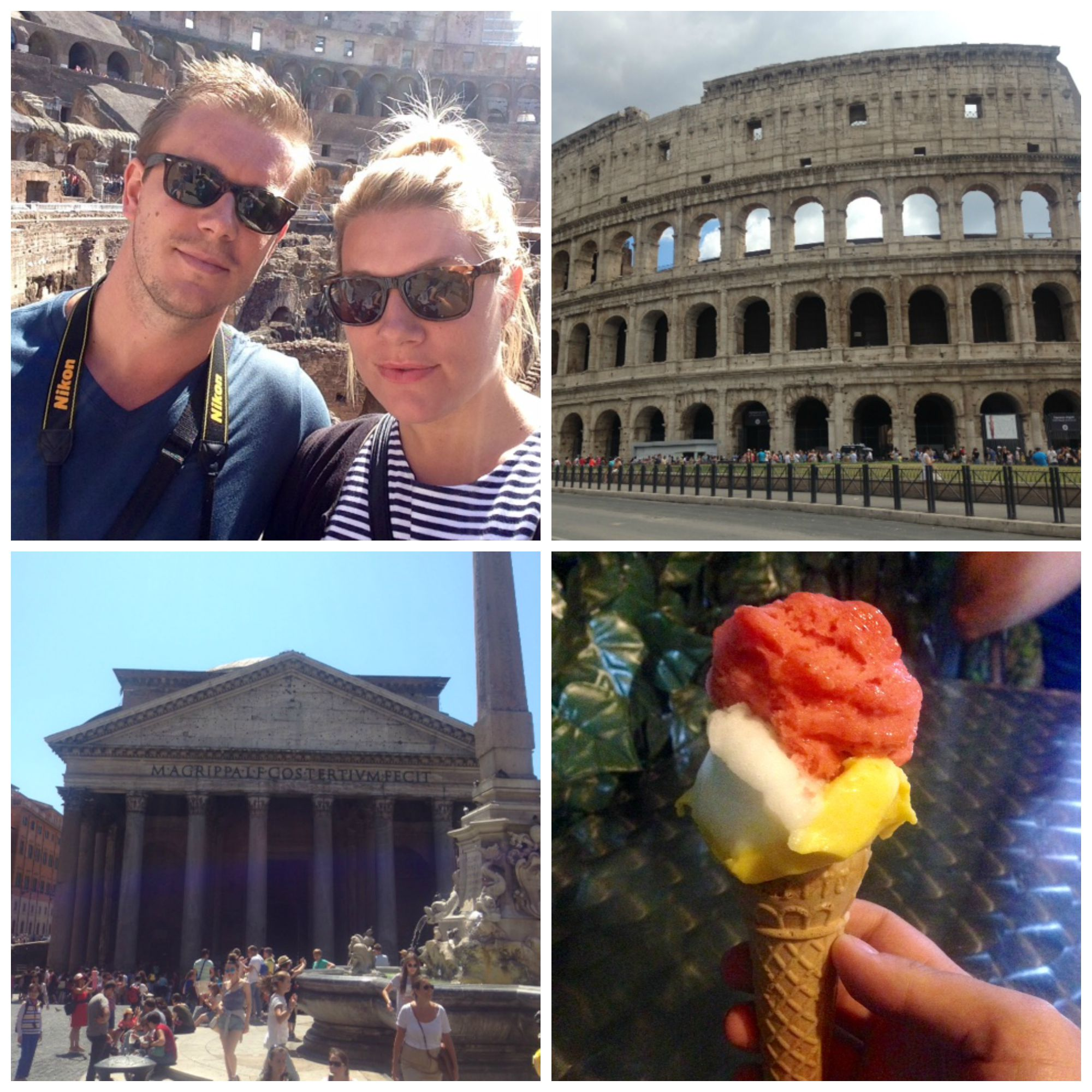 romecollage