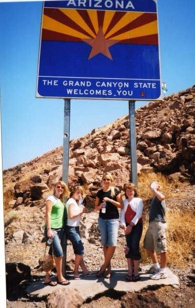 Travel: Visiting the Grand Canyon