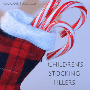 Ideas for Children's Stocking Fillers