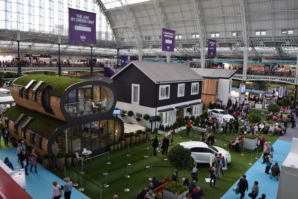 My Day at the Ideal Home Show