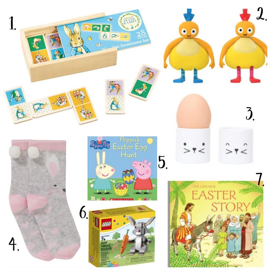 Easter Gift Ideas for Children