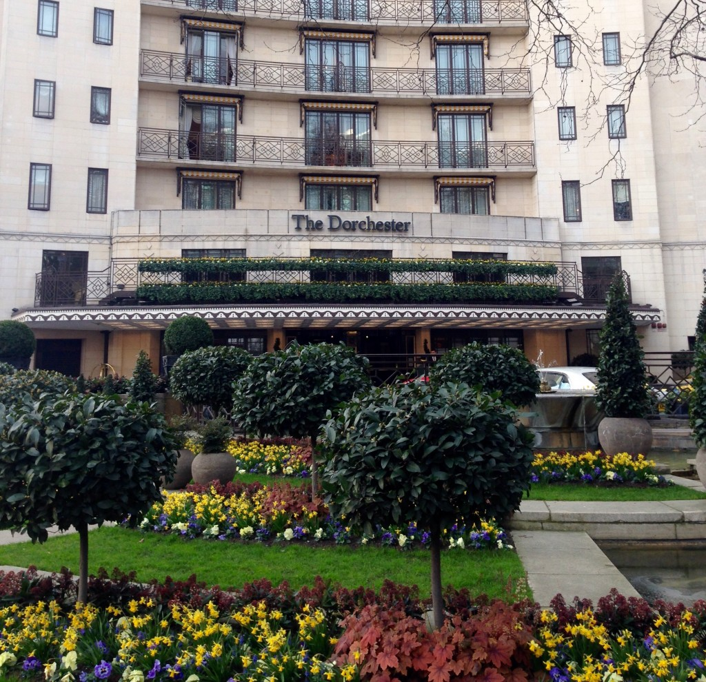 The Grill at The Dorchester | Restaurant Review