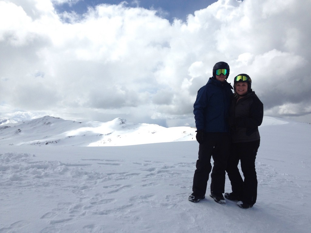 Our Skiing Trip in Breckenridge, Colorado
