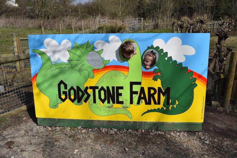 Spending the Day at Godstone Farm