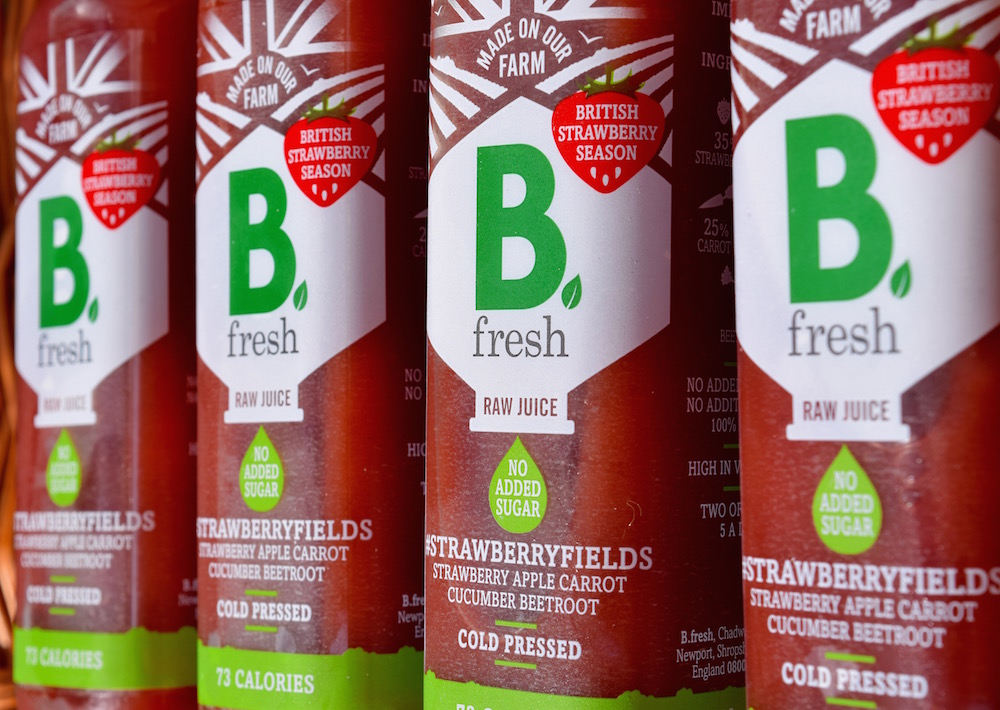 B Fresh Cold Pressed Juice | Review
