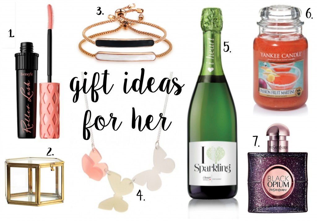 Gift Ideas for Your Girly Friends