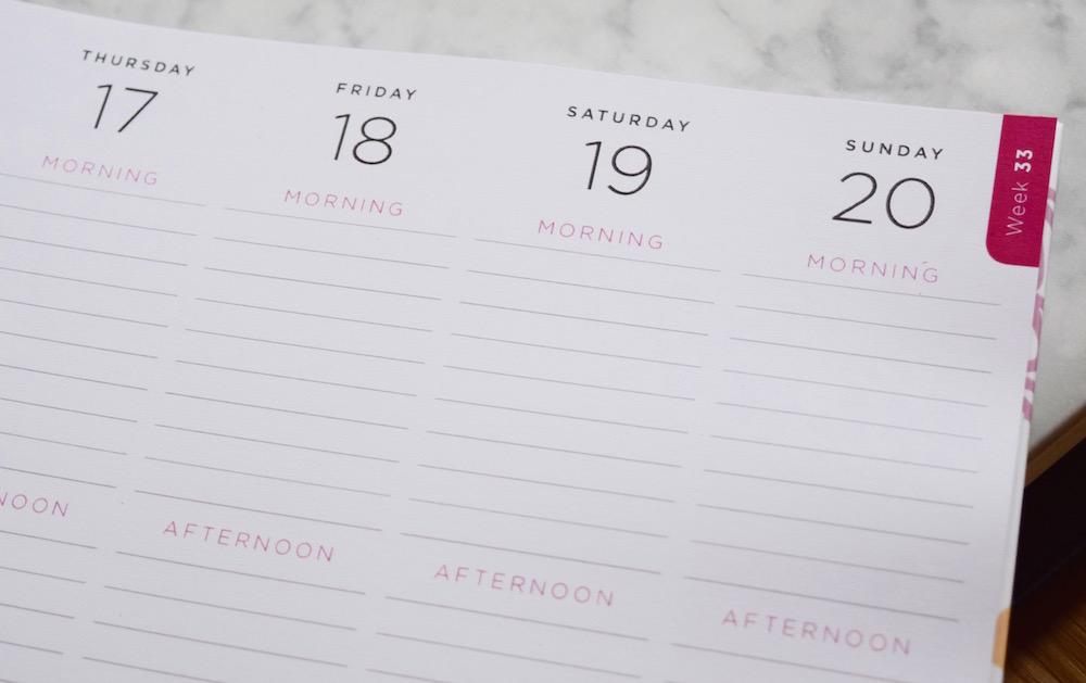 Unique Planner's Life Planner | Review & Giveaway