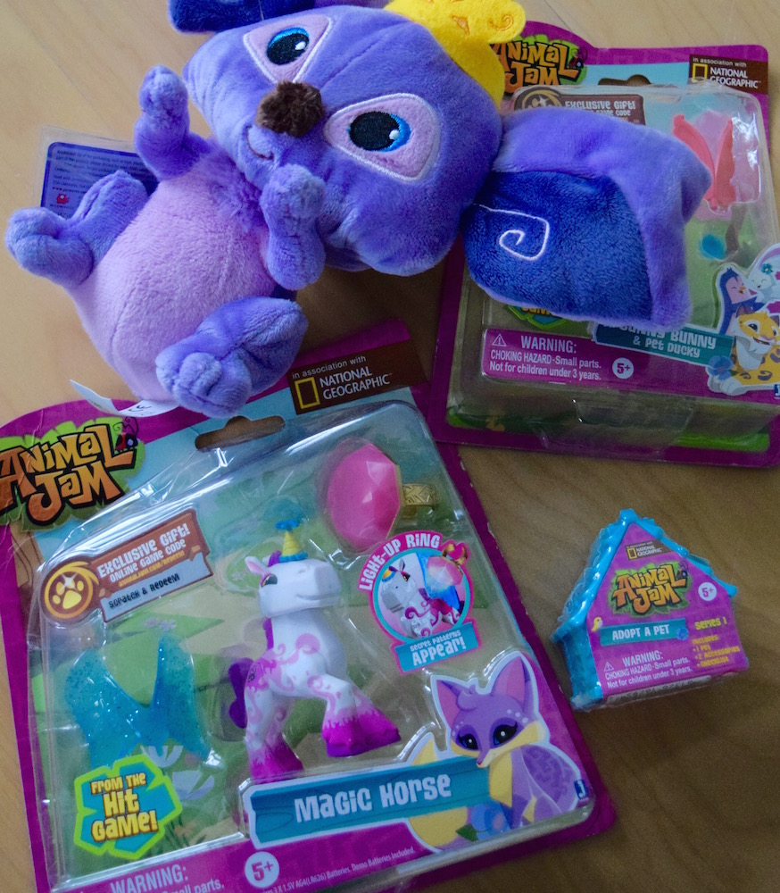 Animal Jam Toy Review Aaublog