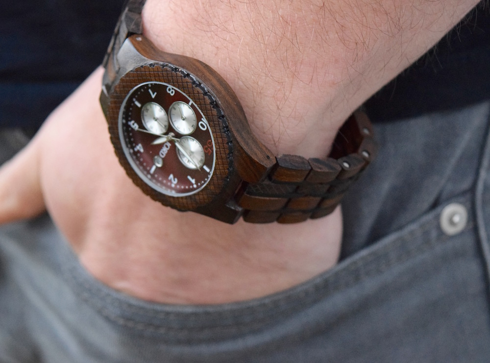 Tis The Season For Looking Good | JORD Wood Watch Review & Giveaway