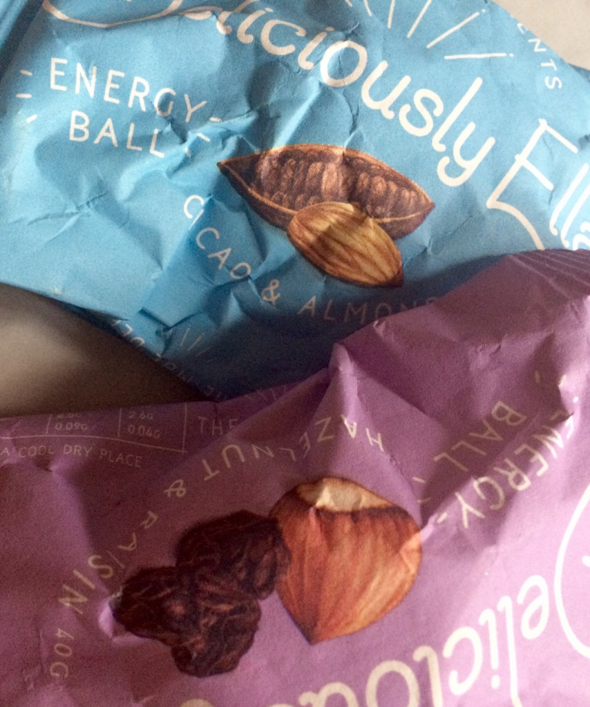 Sugar-Free Snacking | Deliciously Ella Energy Balls Review