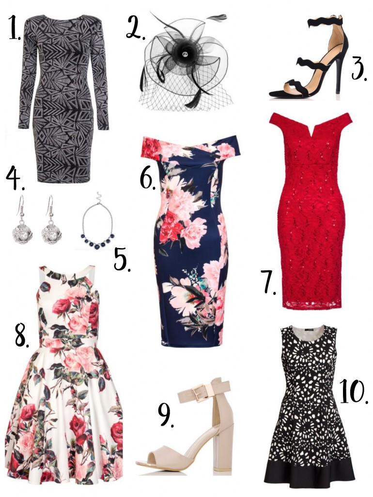 Spring Wedding Style with Quiz Clothing
